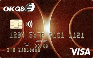 OKQ8 Visa